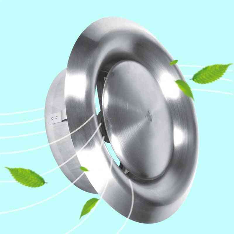 Ceiling Home Stainless Steel Air Vent, Ventilation Stainless Exterior Wall