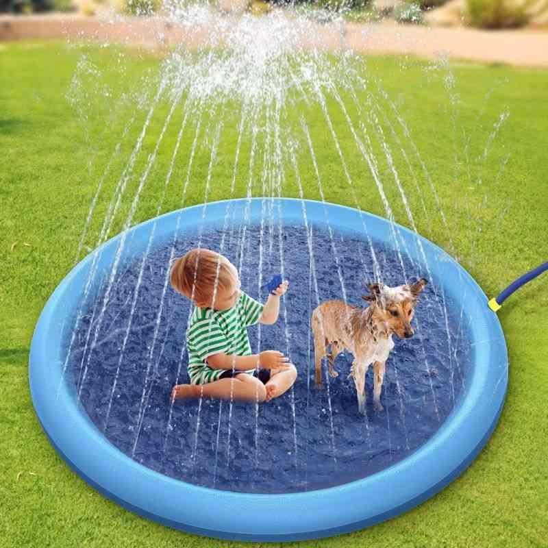 Children Fun Pools Outdoor Water Spray Cushion