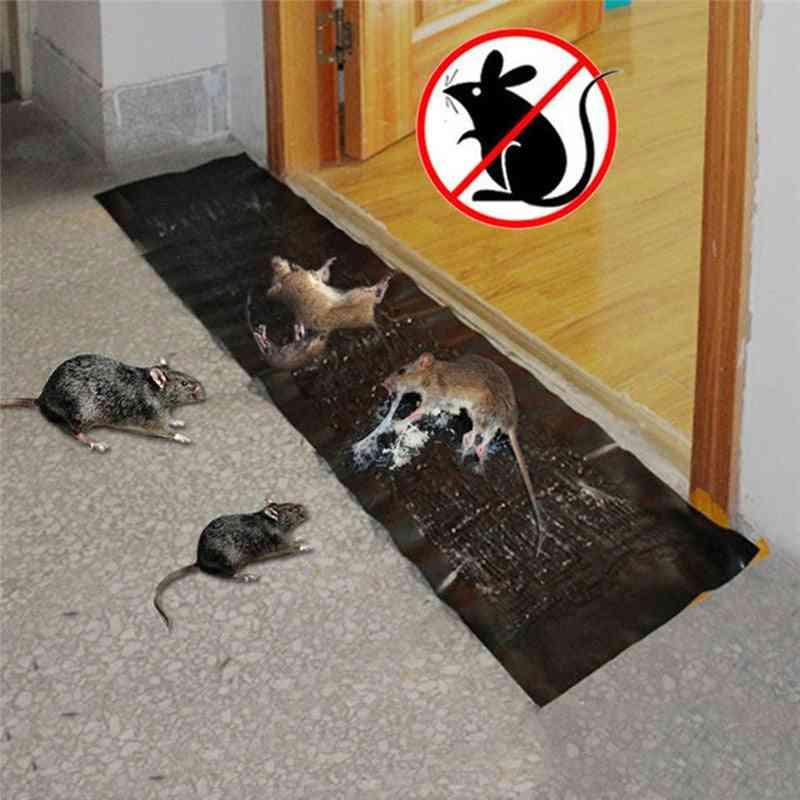 1.2m Mouse Board Sticky Rat Glue - Non-toxic Pest Control Reject Mouse Killer Rat Trap