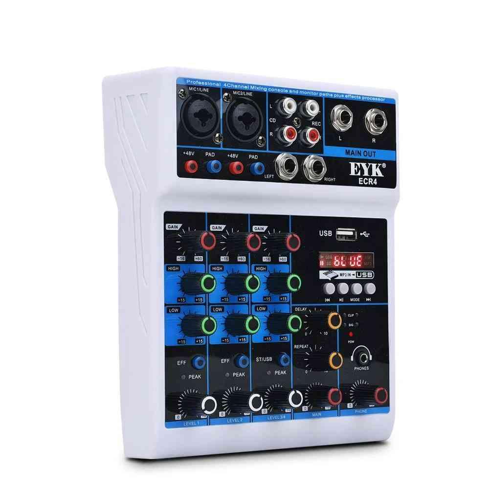 Channel Audio Mixer