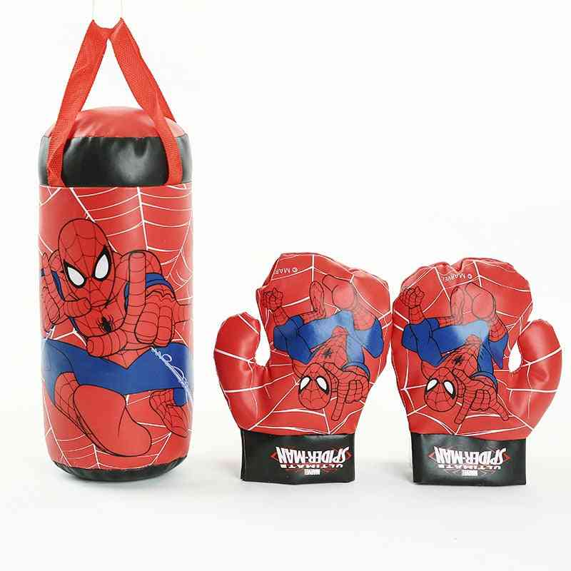 Disney Kids Outdoor Sports Boxing Marvel Spider Man Superhero Gloves