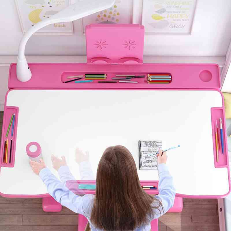 Children Desk, Study Table And Chair Set