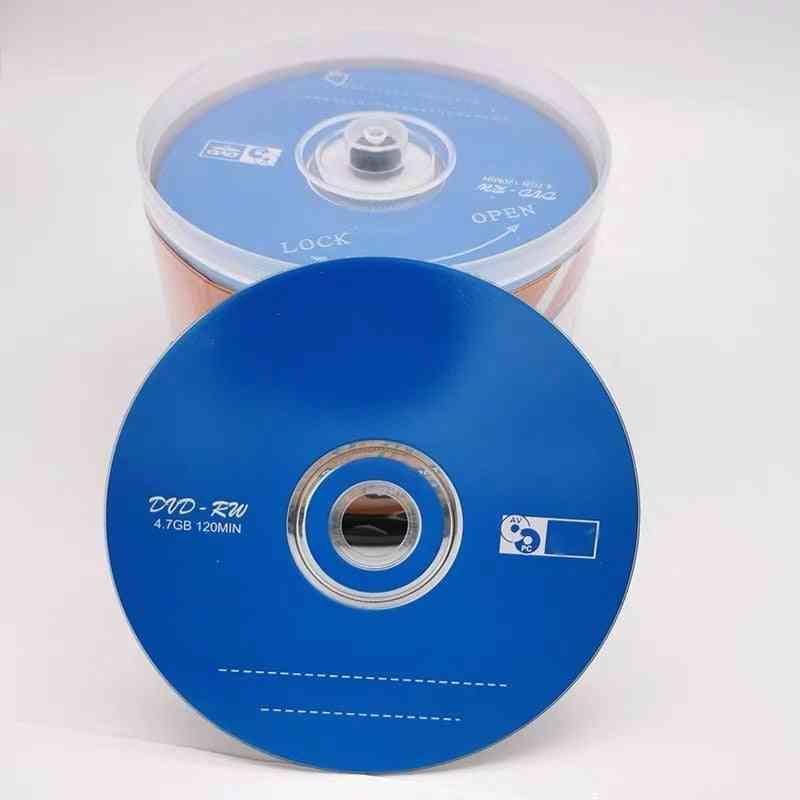 5-discs Upl, Blue Blank Printed, Dvd Rw
