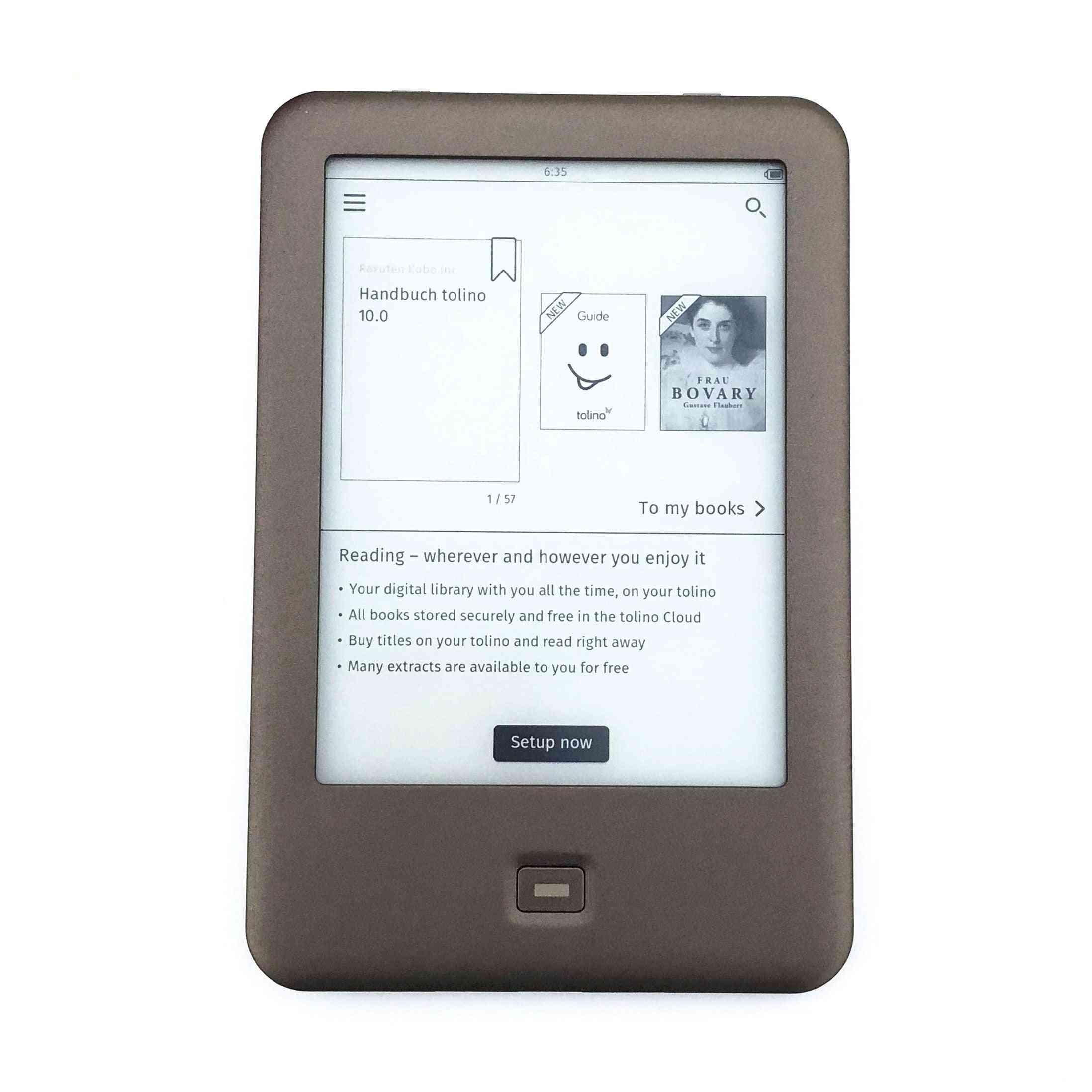 Electronic Book, E-ink Reader E-book
