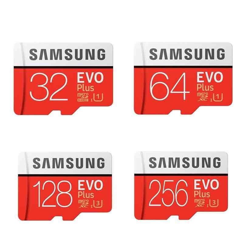 Samsung Evo Plus Memory Card 8gb/32gb/sdhc 64gb/128gb/256gb/sdxc Micro Sd Card