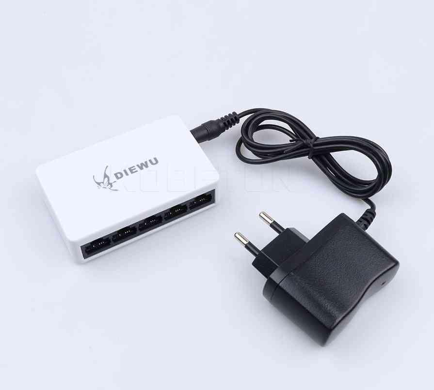 Eu Power Adapter For Desktop Pc