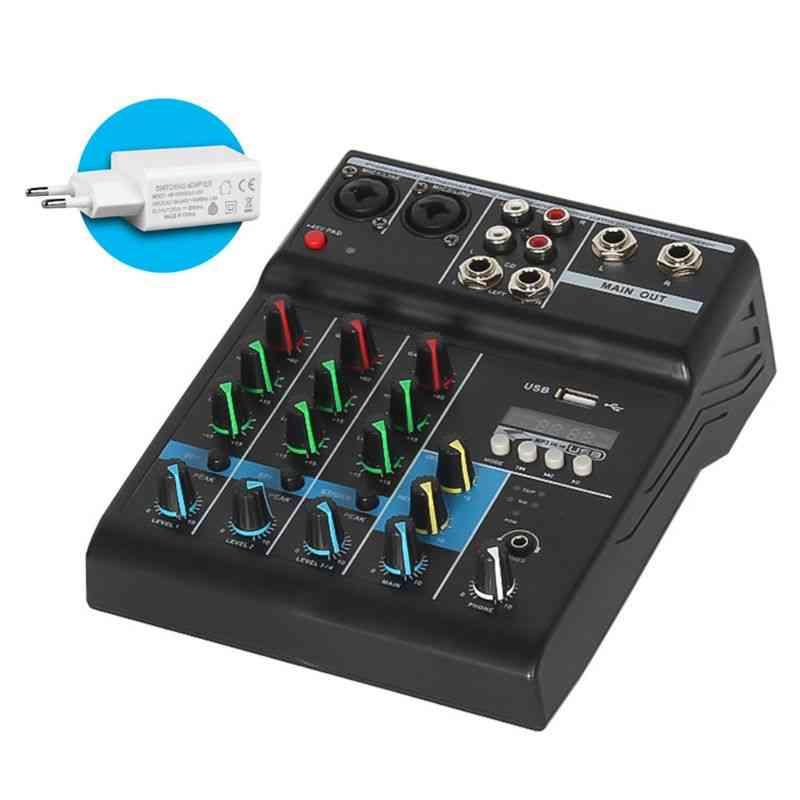 Mixer Audio Console