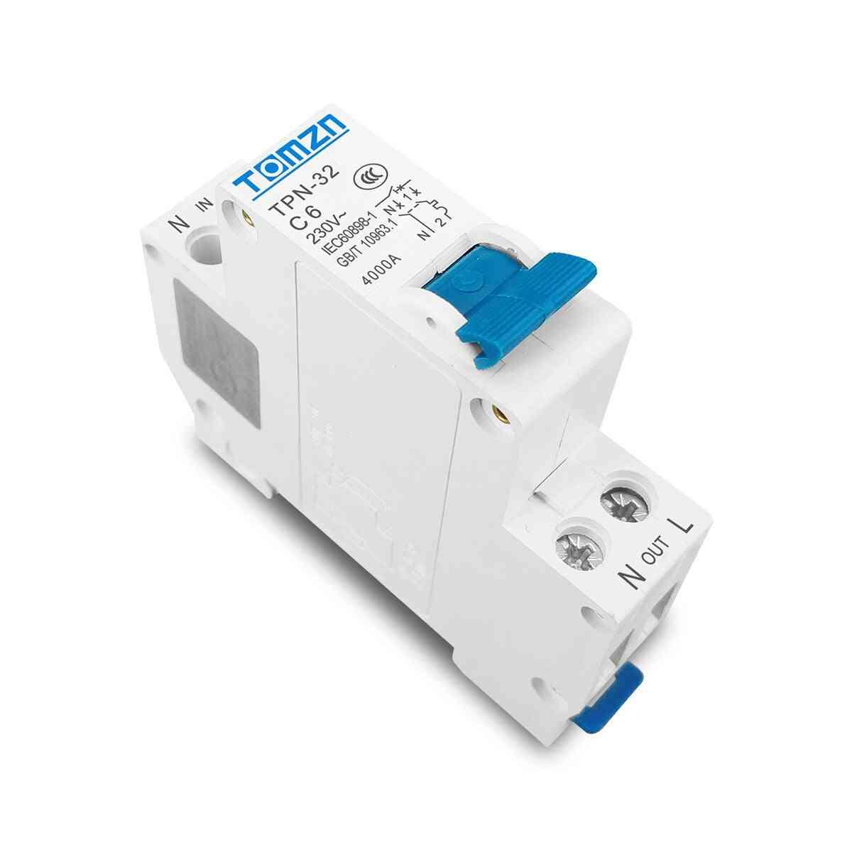 Mini Circuit Breaker- Mcb Din Rail Mounting, Miniature Air Switch