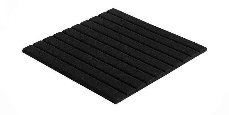 High-density 10 Pcs/pack 50*50*2cm Soundproof Foam For Drum Room