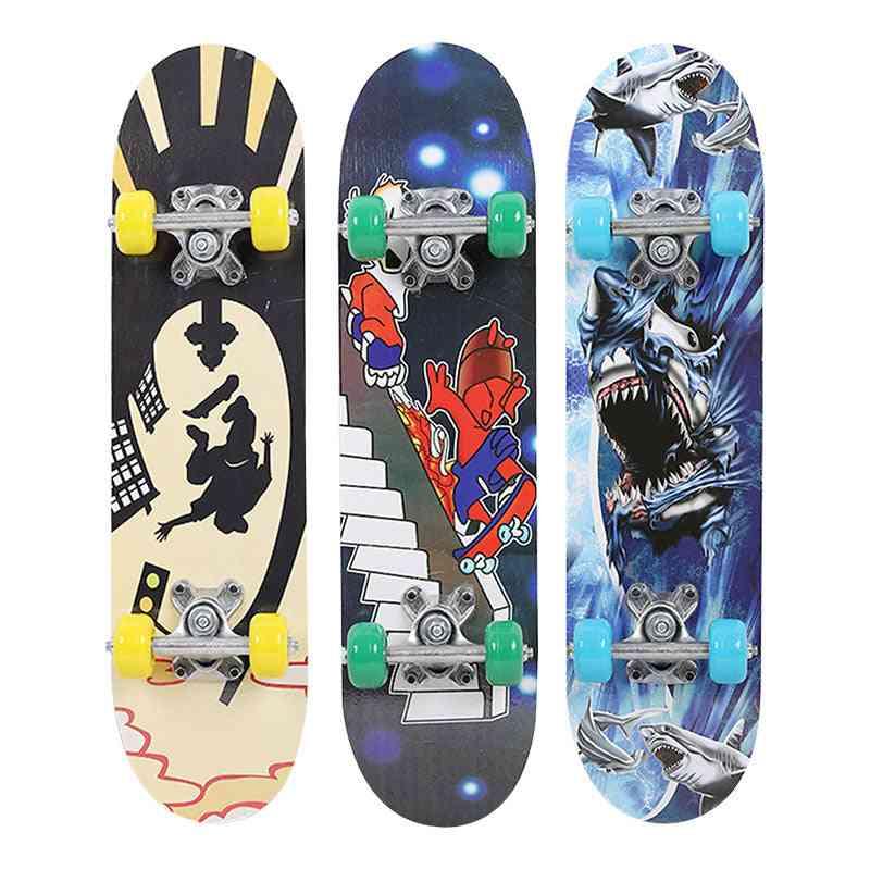 Double Rocker Professional Skateboard