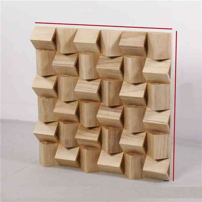 Diffuser For Room Ceiling Treatment, Molding Sound Diffuser Acoustic Panel