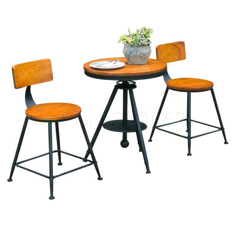 Combination Net Red Leisure Coffee Milk Tea Shop Table And Chair