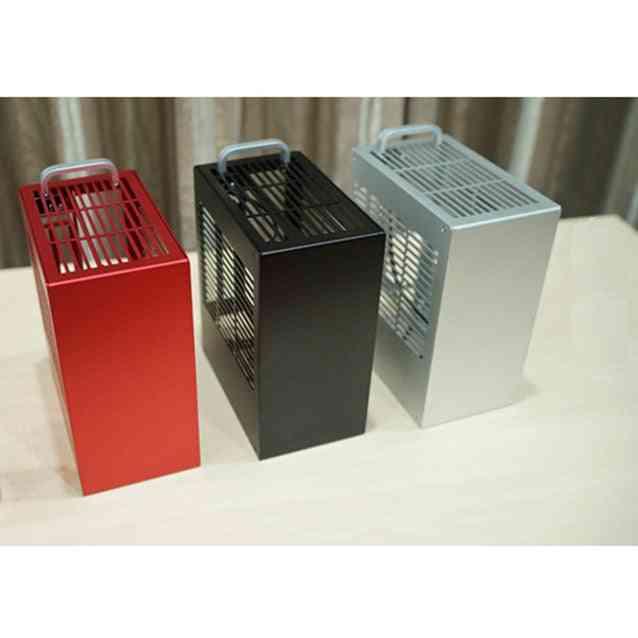 Htpc Itx Mini Home Theater Computer Open Case