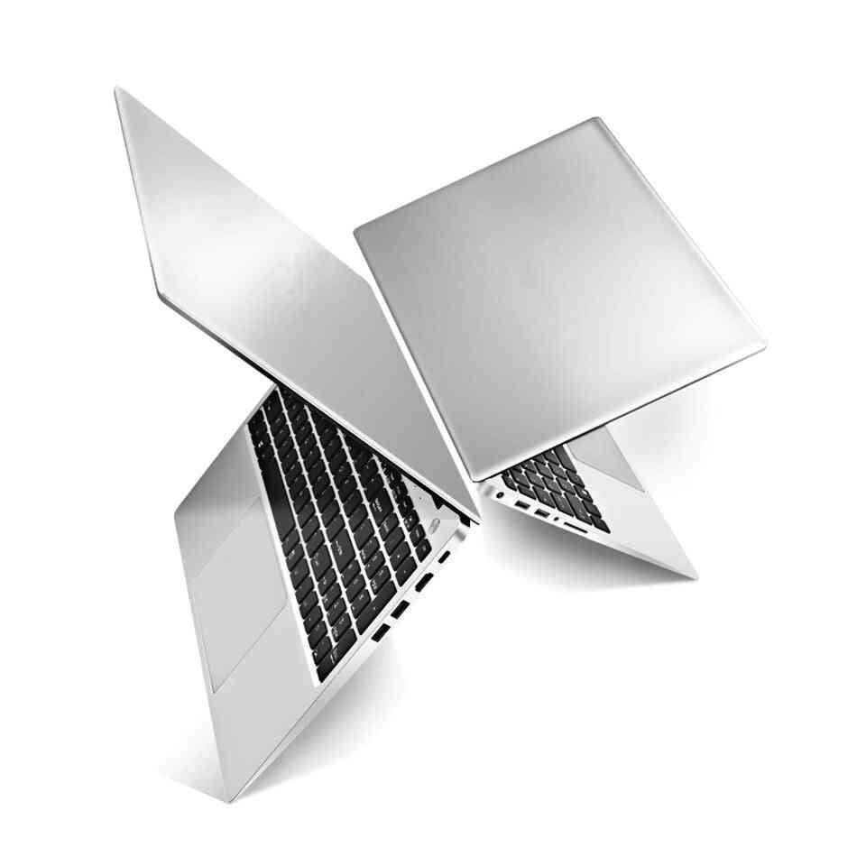 16g+1tb Ssd +1tb Hdd Notebook 2.4g/5g Type-c Tf Usb3.0 Metal