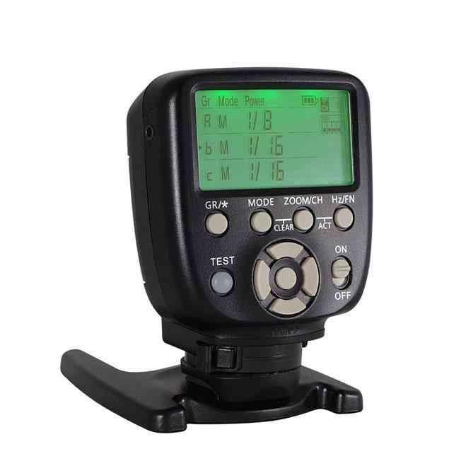 Flash Wireless Trigger Manual Flash Controller