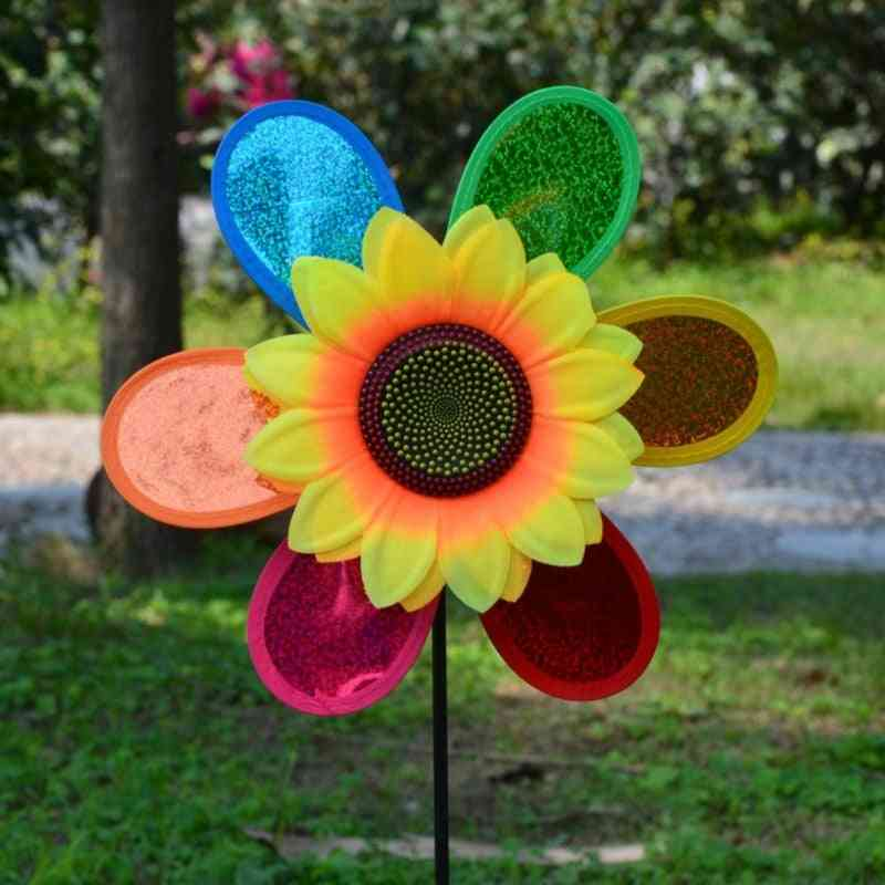 Colorful Sequins Sunflower