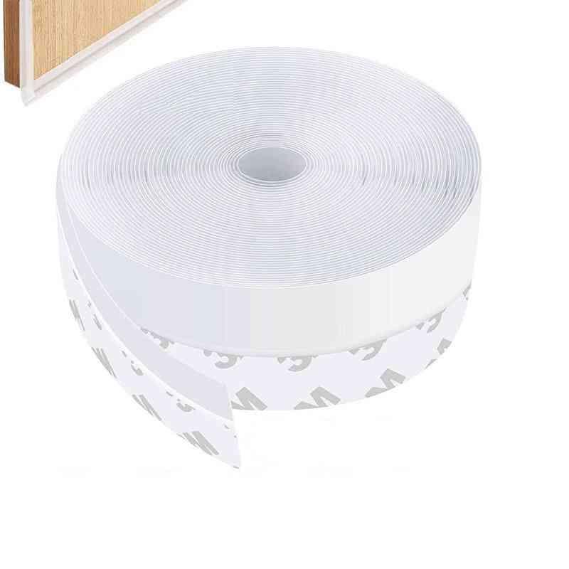 Self Adhesive Door , Soundproof Window Seal Draught Dust Strip
