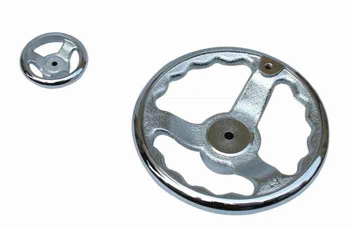 Hand Wheel Thread Iron, Wave Type
