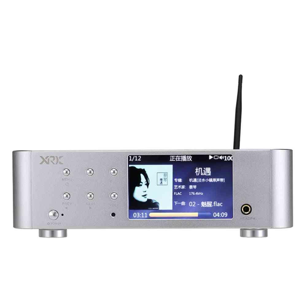 Audio Music Player Ak4497eq Dac Headphone Amp