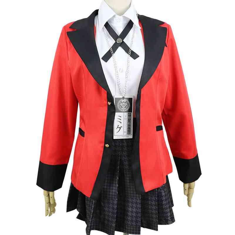 Japanese School, Uniform Full Set- Anime Cool Cosplay, Costumes