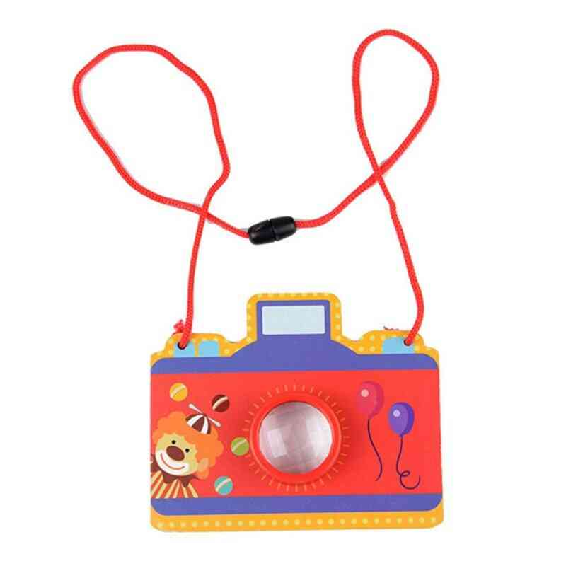 Novelty Camera Shape Kaleidoscope Toddler