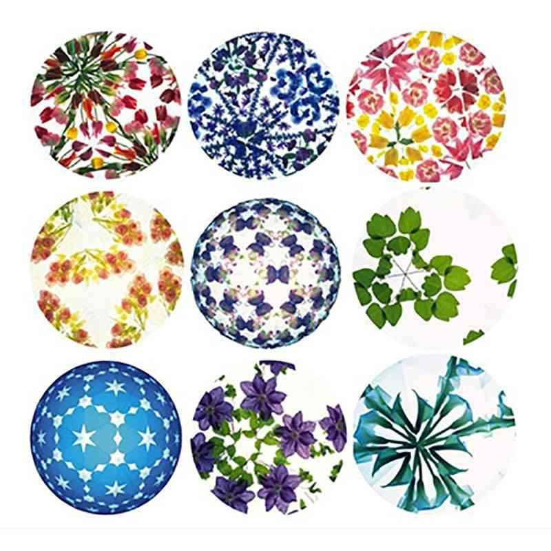 Science Educational Craft Diy Colored Rotating Kaleidoscope Kit