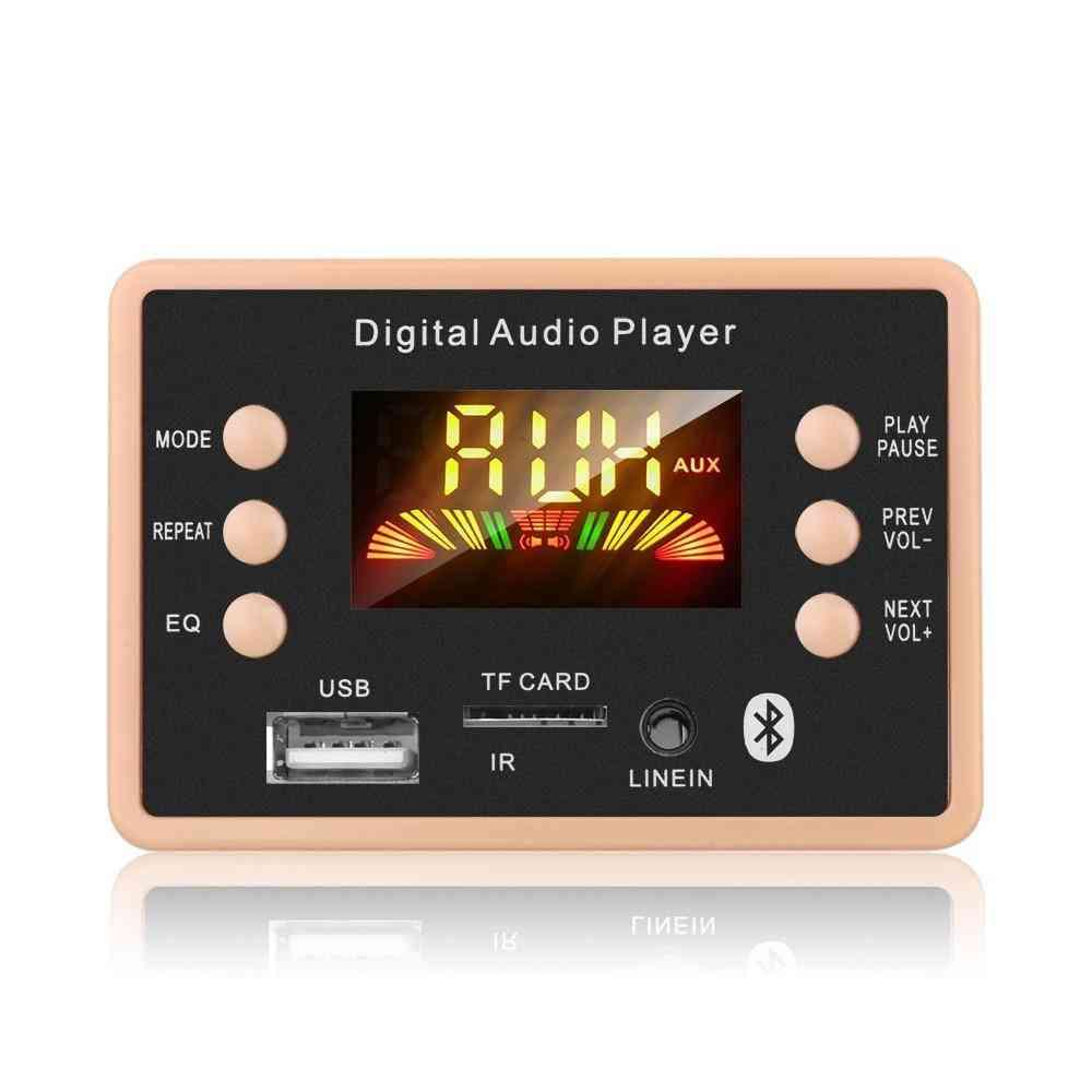 Wireless Bluetooth 5.0 Mp3 Decoder Board Module