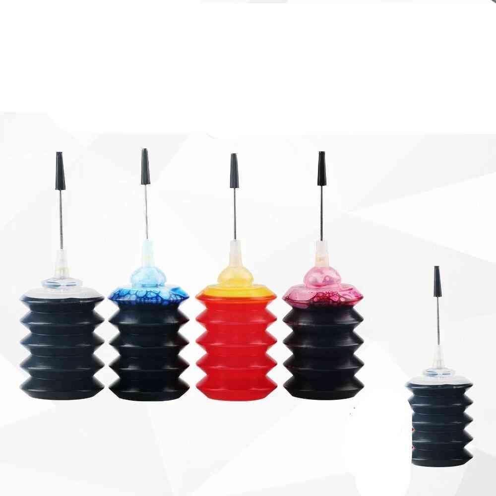 30ml Refill Dye Ink Kit For Epson Canon