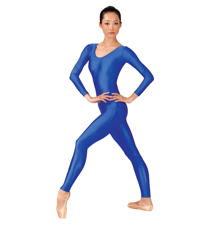 Full Body- Long Sleeve, One-piece Dance Wear, Jumpsuit