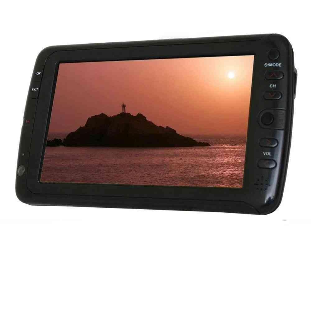 Portable Car Tv Television Dvb