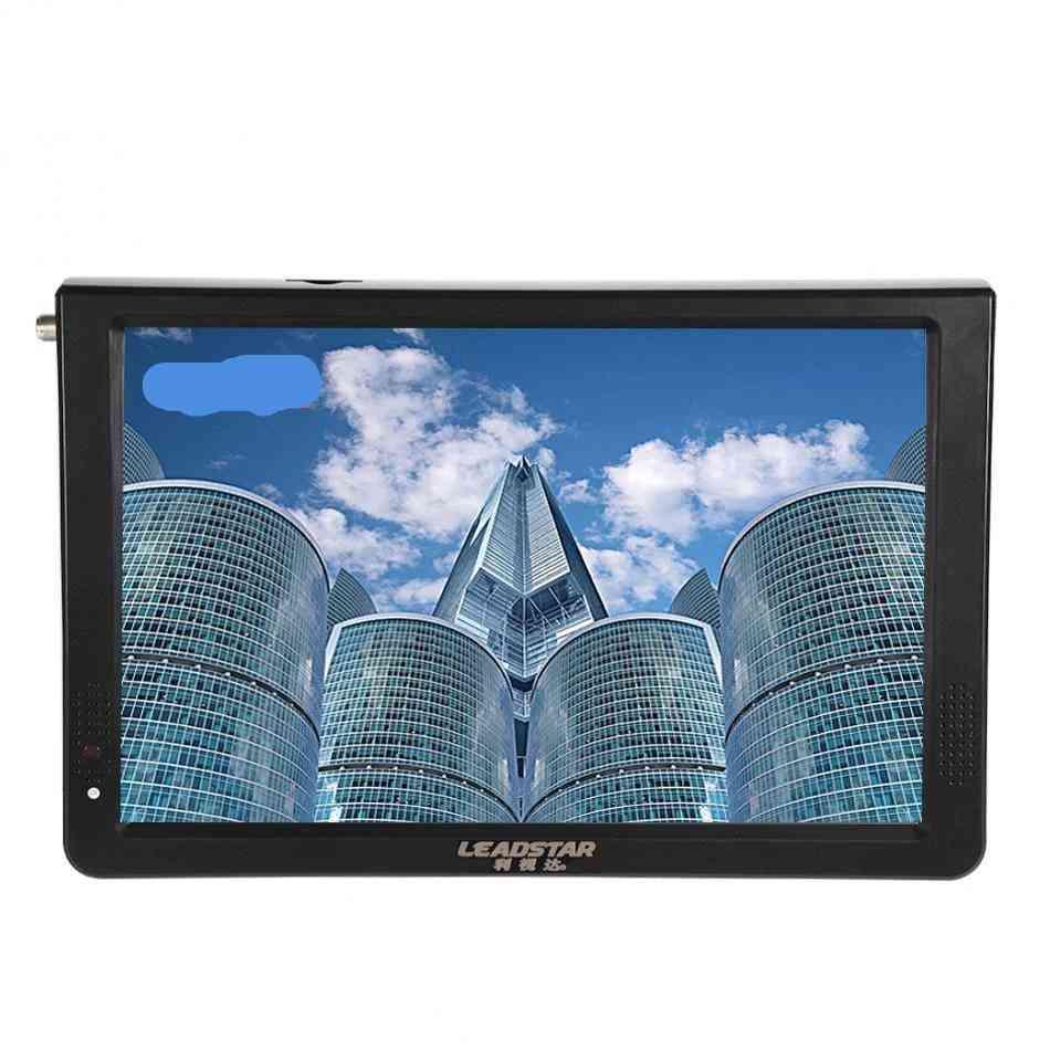 Led Atsc Digital Portable Tv