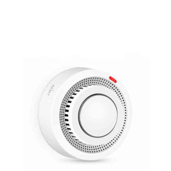 Wifi Smoke Detector, Fire Protection Alarm For Home Security System
