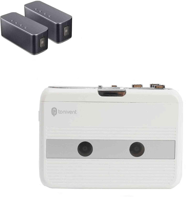 Bluetooth Cassette Player