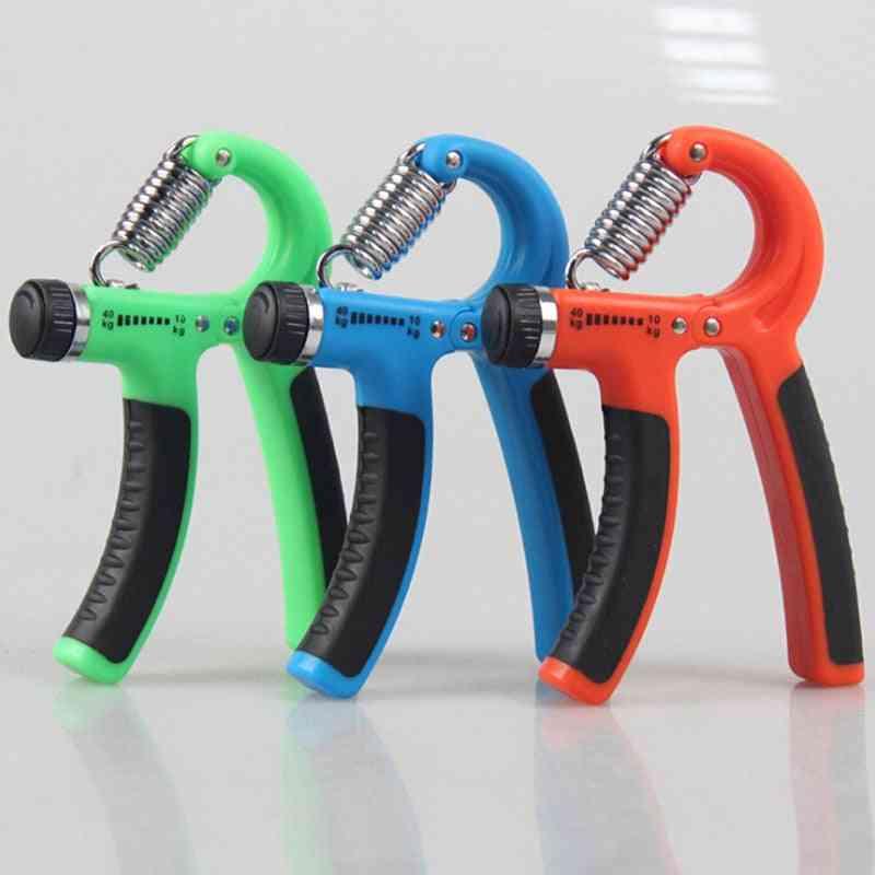 Adjustable Heavy Grips Hand Gripper, Gym Power Fitness Exerciser Grip Wrist