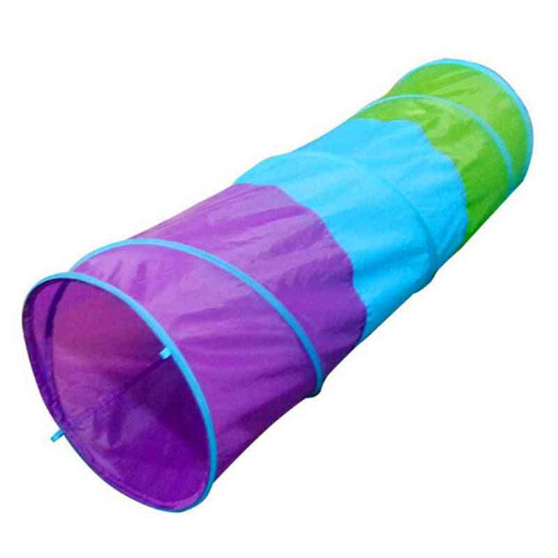 Portable Tunnel Tents - Indoor Kids Play House