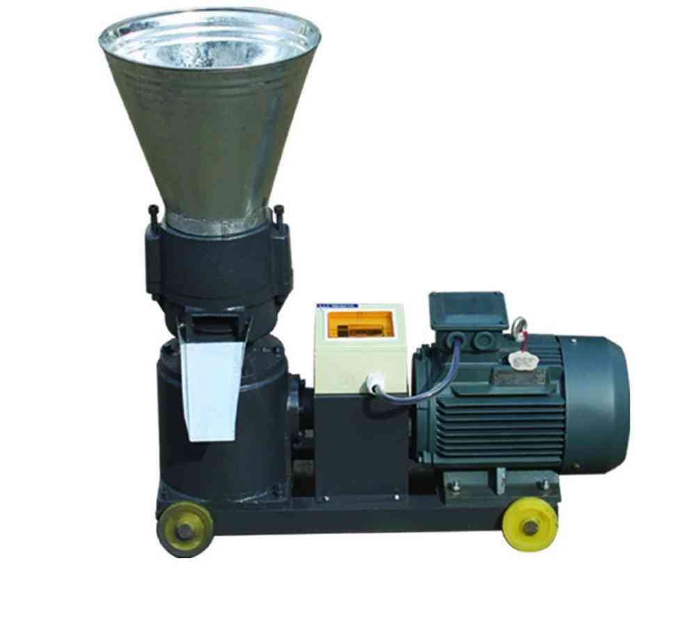 Feed Pellet Mill And Feed Hammer Mill Selled