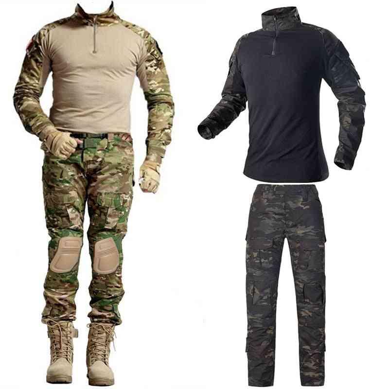 Camouflage Shirts Uniform