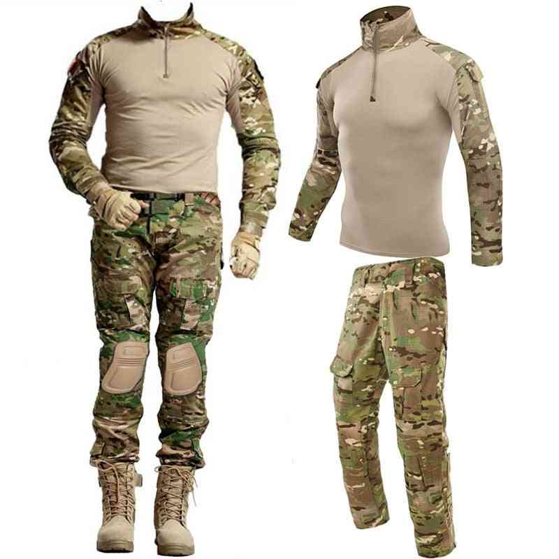Tactical Military Airsoft Clothes
