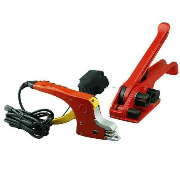 Electric Welding Strapping Heating Tool, Manual Banding Handy Straps Tightener