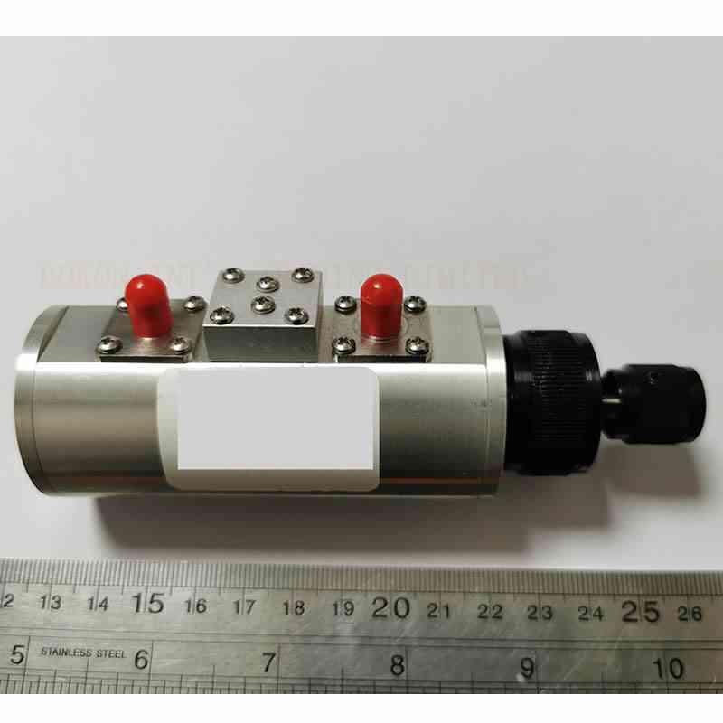 Manual Attenuator Dc-2000mhz 50 Ohms Dual Rotary 1db Steps Sma Female 50dr-055 Attenuator 0 To 30db