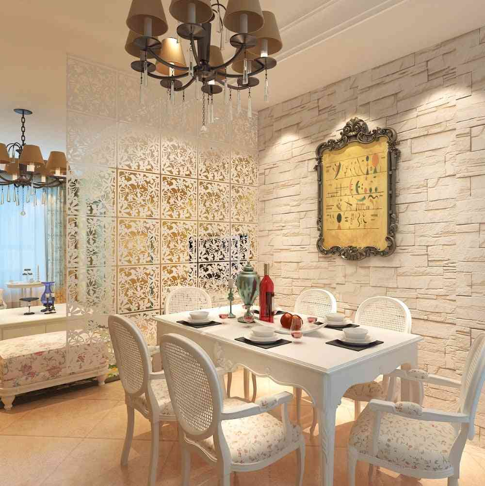 Room Divider, Partition, Wall Screen Dividers Partitions Pvc Wall Stickers
