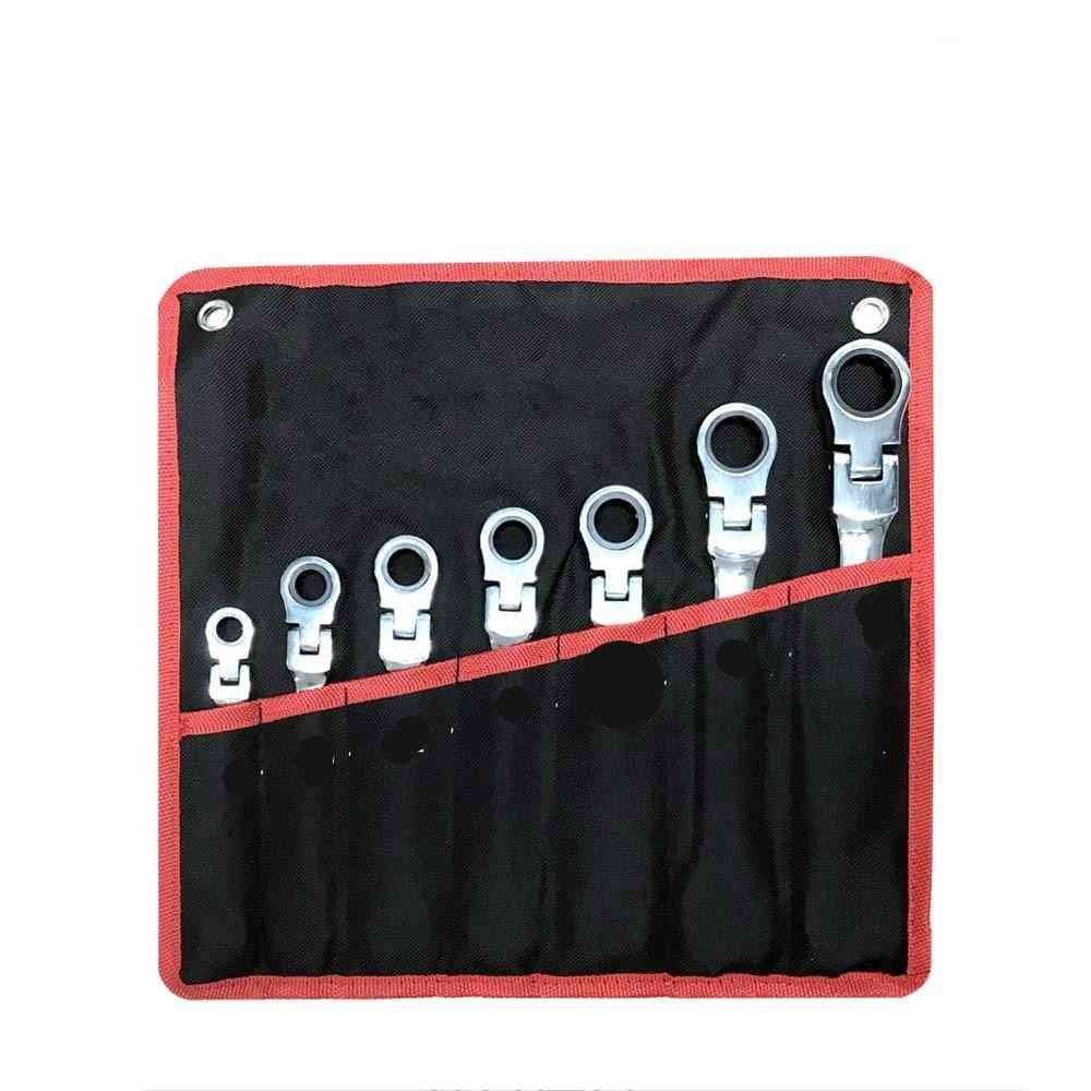 Repair Set Wrenches Key Ratchet Spanners Wrench Sets  Hand Tools