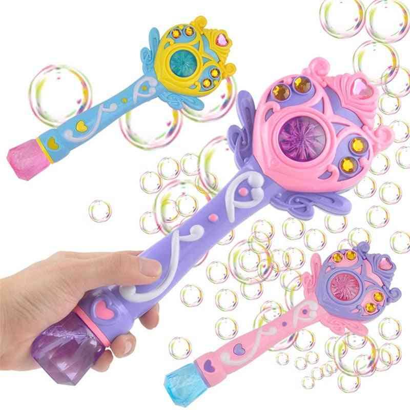 Magic Wand, Party Water Bubble Machine