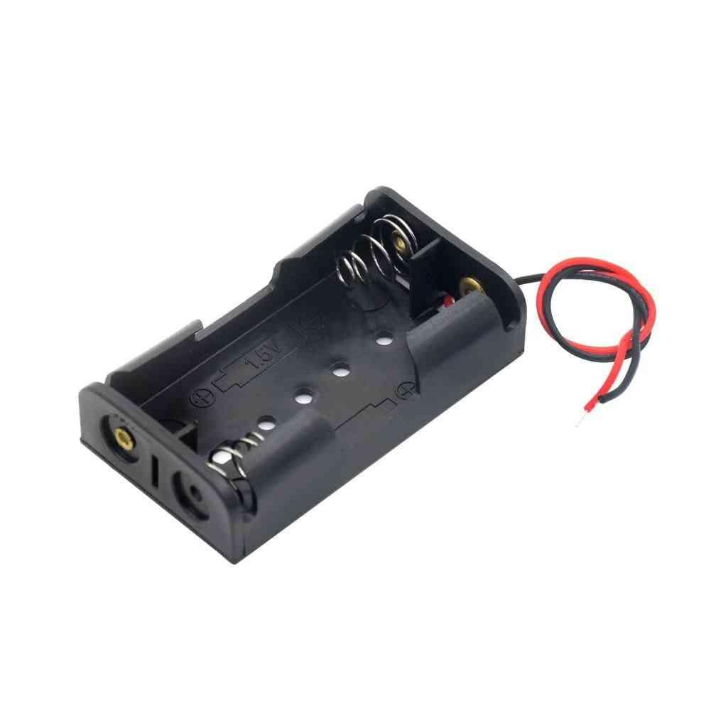 1 2 3 4 8 Slots Aa Battery Case Box Aa Lr6 Hr6 Battery Holder Storage Case
