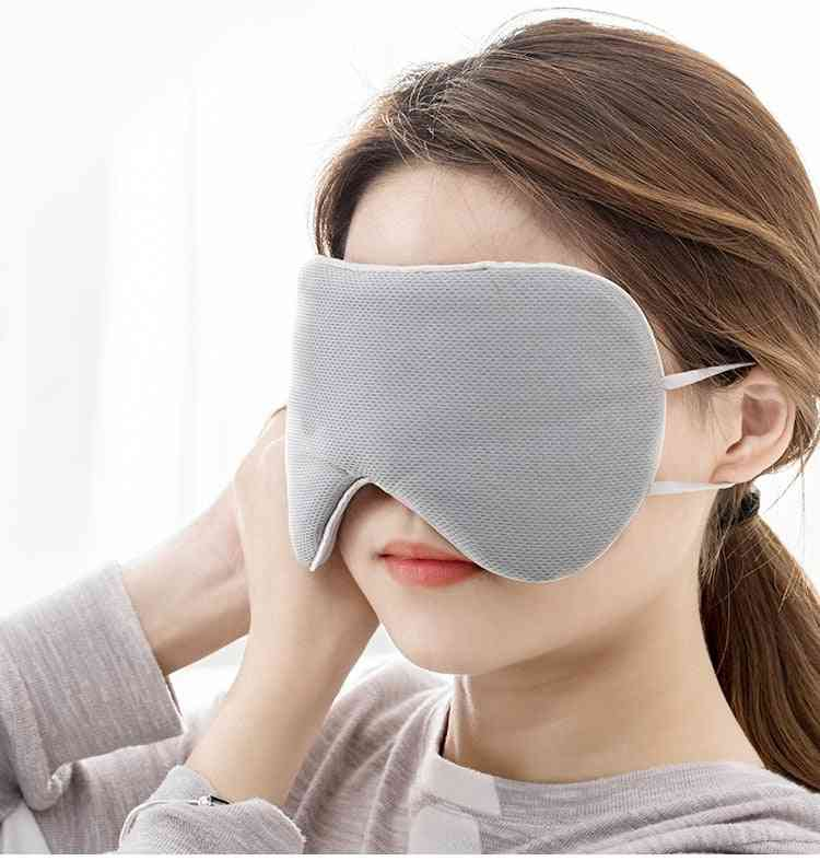 Female Breathable Ice Pack, Relieves Eye Fatigue, Double-sided Sleeping Blindfold