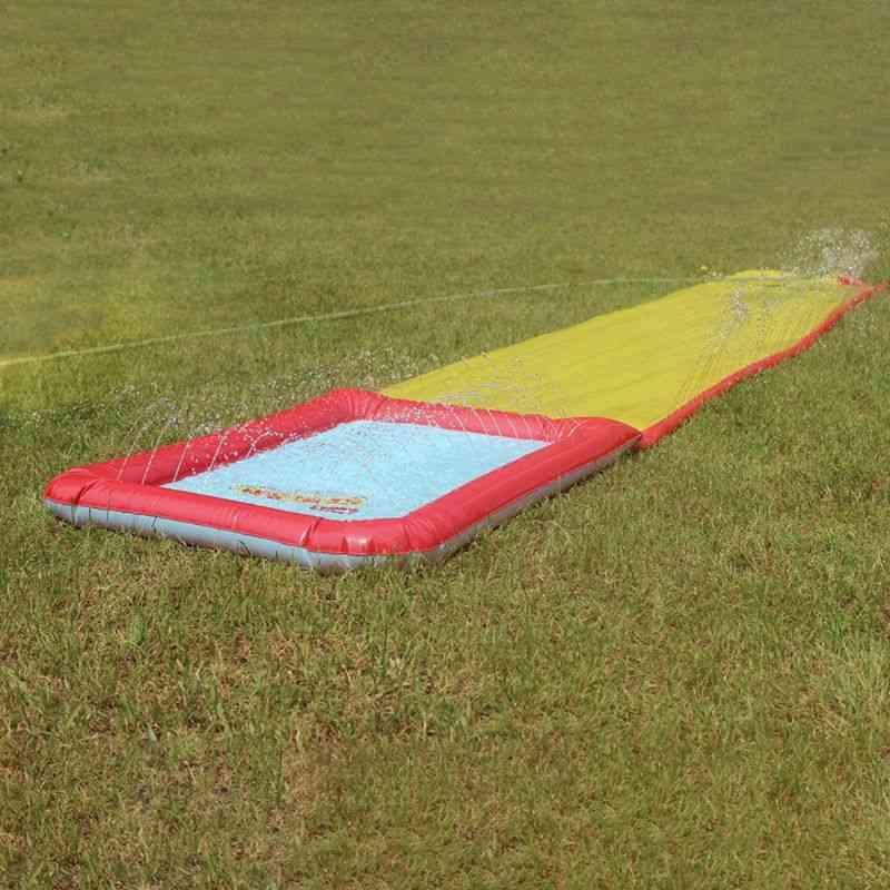 Giant Splash- Sprint Water Slide Fun