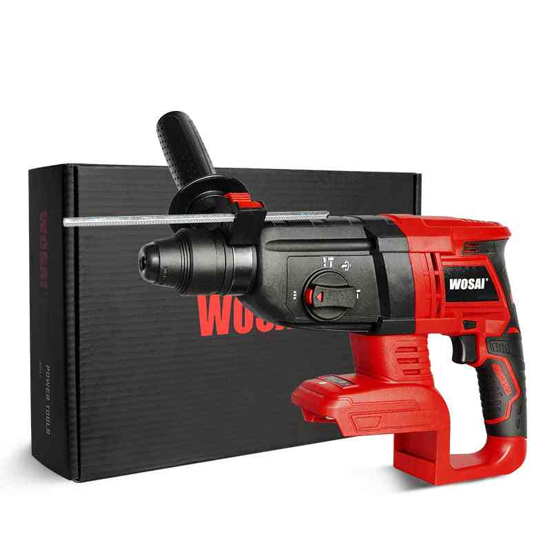 Drill Brushless Electric Hammer For 18v (ws-h4-luoji)