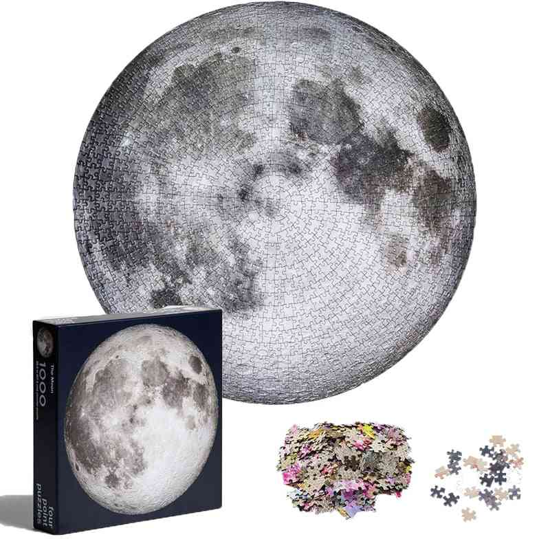 1000 Pieces Educational Puzzle Jigsaw