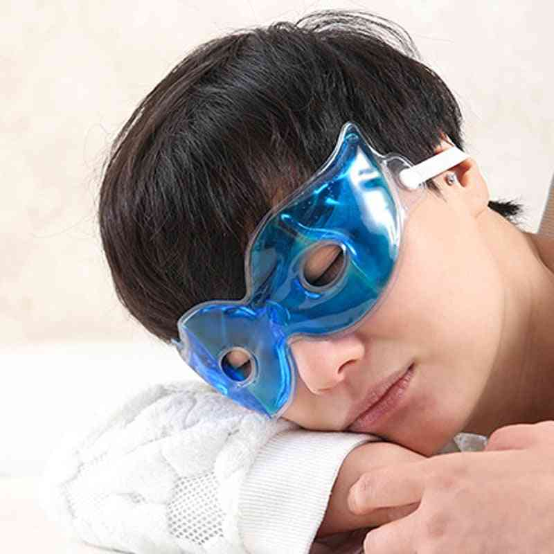Ice Gel Reduce Dark Circles Eye Face Mask