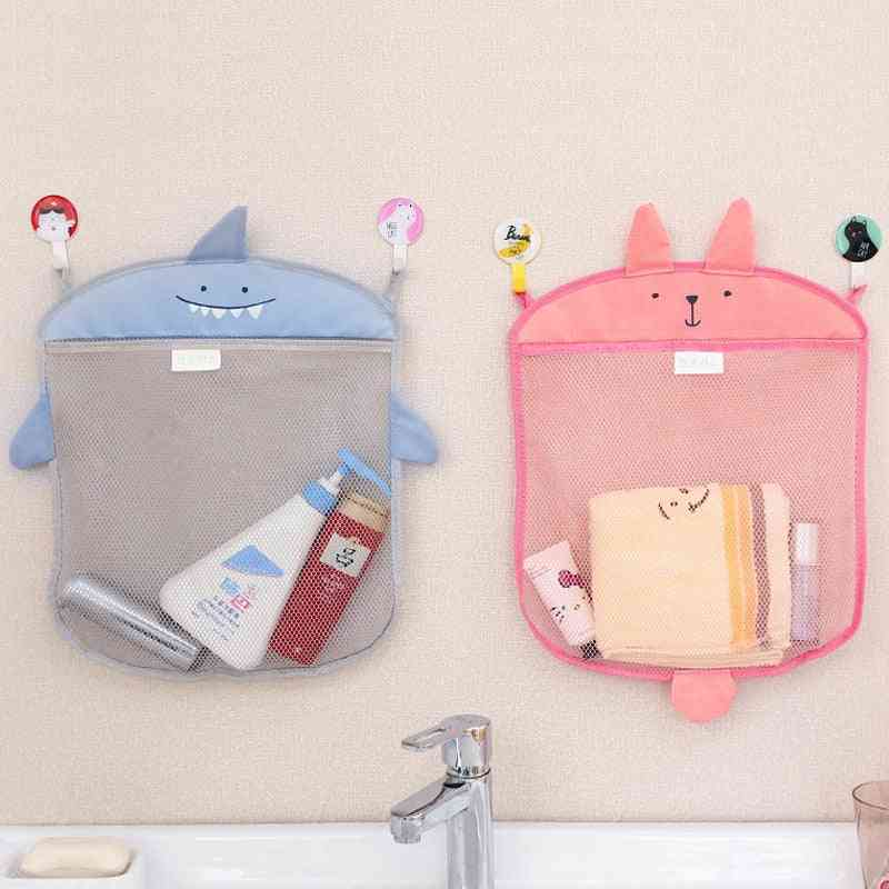 Cartoon Cute Bathroom Hanging Storage Storage Organizer Basket